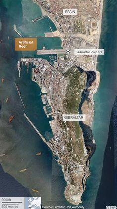 Gibraltar Border Row: UK And Spain's Prime Ministers In Talks...                     (07/08/13.)