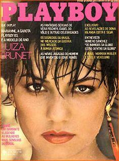 Luiza Brunet - Edição 094