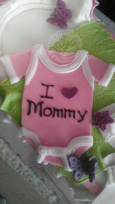 Pañalero en fondant Baby shower  https://www.facebook.com/MIMODESIGN.PASTELESCUPCAKES.MESAPOSTRESBOTANAS?fref=ts