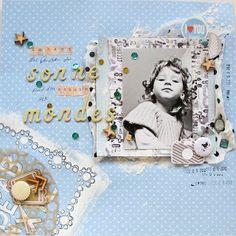 Maria Schmidt Scrap-Art-Design Art Zine, Creative, Blog, Scrapbook, Schmidt, Knitting, Cards, Inspiration, Layouts