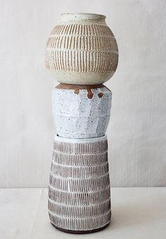 Stunning handmade pottery by Mt. Washington!