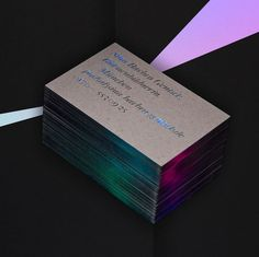 FPO: Sina Gentsch Business Card