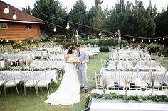 Kat & Jerrold's Bohemian Garden Wedding by Bryan Venancio Wedding Prep, Budget Wedding, Wedding Blog, Wedding Reception, Reception Ideas, Wedding Ideas, Filipino Wedding, Beautiful Wedding Venues, Beautiful Landscapes
