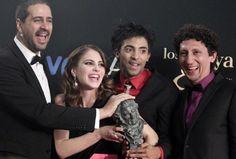 Filme cubano Juan de los Muertos gana Goya a mejor cinta iberoamericana