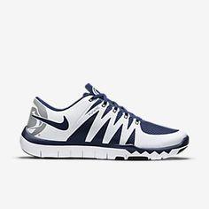 17104a5d1635 Nike Free Trainer 5.0 V6 AMP (Penn State) Men s Training Shoe. Nike Store