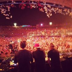 Tomorrowland 2012 ~ Belgium (via Sweedish House Mafia Brazil)