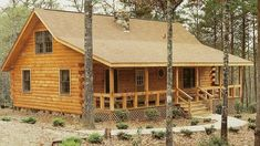 Search for your dream log home floor plan with hundreds of free house plans right at your fingertips. Looking for a small log cabin floor plan? Search our cabin section for homes that are the perfect size for you and… Continue Reading → Style At Home, Log Cabin Floor Plans, Barn Plans, Garage Plans, Small Log Cabin Plans, Log Home Designs, Log Home Decorating, Decorating Ideas, Cabin In The Woods
