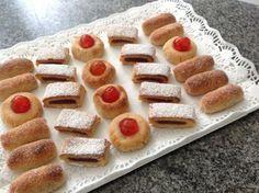 Panallets de Naranja, Membrillo y Cerezas. Ver receta: http://www.mis-recetas.org/recetas/show/45630-panallets-de-naranja-membrillo-y-cerezas