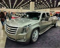 The Cadillac is the featured model. The 2020 Cadillac Dually Truck image is added in the car pictures category by the author on Feb Dropped Trucks, Lowered Trucks, Dually Trucks, Gm Trucks, Lifted Trucks, Cool Trucks, Pickup Trucks, Dodge Dually, Ford F650