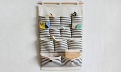 Pattumiere - Tasche parete Appendini bagagli - un prodotto unico di DIYtime su DaWanda