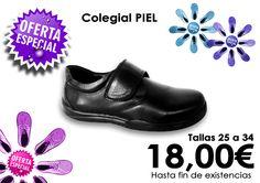 ...y seguimos con las ofertas! ¡ Oferta Colegial piel tallas 25/34 18 euros ! Baby Shoes, Clothes, Fashion, Schoolgirl, Footwear, Fur, Outfits, Moda, Clothing