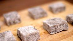 Essa receita de palha italiana de Oreo é diferente de tudo que você já comeu!