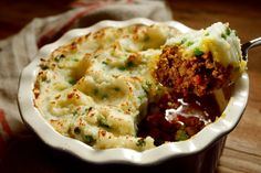 NYT Cooking: Curried Shepherd's Pie