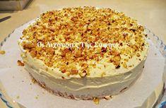 Υπέροχο, πεντανόστιμο και μαλακό κέικ καρότου! Sweet Recipes, Healthy Recipes, Healthy Food, Carrot Cake, Tiramisu, Macaroni And Cheese, Carrots, Food And Drink, Sweets