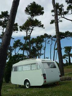 European camper