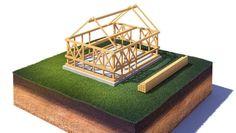 Drevo je základný materiál v stavbe montovaných domov. DrevoDom Zvolen stavia výhradne zo stavebného dreva (KVH), ktoré spĺňa najvyššie požiadavky na kvalitu.  Postavte si dom od Drevodom Zvolen Coasters, Coaster