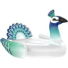 Lush Peacock Ride-on Pool Float by Floats (scheduled via http://www.tailwindapp.com?utm_source=pinterest&utm_medium=twpin)
