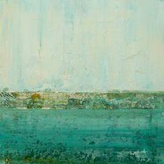 "Saatchi Art Artist Lisa Carney; Painting, ""GeoHorizon 109"" #art"