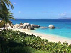 The beach near Valley Trunk Estate makes you feel like you have a private beach on the British Virgin Islands, which is quite a find.
