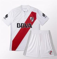 e4bdada8b26 2017 Cheap Youth Kit River Plate Home Replica White Suit 2017 Cheap Youth  Kit River Plate Home Replica White Suit | Wholesale Customized [BFC115] -  $22.99 ...