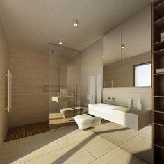 bathroom by BEEF