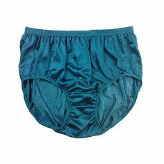 1cfbd28d36 JR05 Deep Green Half Briefs Nylon Panties Women Men Knickers