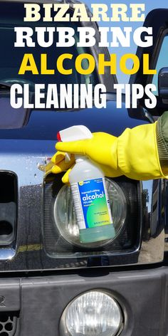 Diy Household Tips 243616661082600893 - Want to know some awesome tips and tricks that you never thought of? Check out these cleaning tips and tricks for using rubbing alcohol, there a must-see . Source by lanowallace Household Cleaning Tips, House Cleaning Tips, Diy Cleaning Products, Cleaning Solutions, Cleaning Hacks, Household Products, Cleaning Recipes, Car Cleaning, Rubbing Alcohol Uses