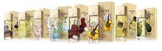 Colección 40 Aniversario Perfumes Loewe. La Alta perfumería con espiritu Español - ALOASTYLE MAGAZINE BY CHUS MARTIN AND RONNIE RODRIGUEZ