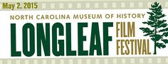 """If this weekend you are anywhere near Raleigh, you should definitely visit the LongLeaf Film Festival 2015 at the North Carolina Museum of History. On Saturday, 2nd May 2015, """"Love at First Sight"""" will be screened at the Longleaf Classroom as a part of Block B between 1–3 p.m. You can check the festival schedule here: http://ncmuseumofhistory.org/LFF/Festivalinformation.aspx  Please like our page: https://www.facebook.com/pages/1st-Sight-Films/346472948765995"""