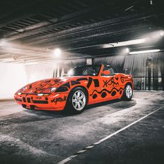 1991 Z1  What You Need to Know About Every BMW Art Car
