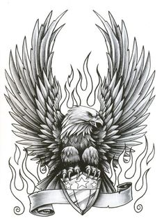 Biker Tattoos, Eagle Tattoos, Wolf Tattoos, Animal Tattoos, Celtic Tattoos, Lion Tattoo, Arm Tattoo, Sleeve Tattoos, Tattoo Sketches