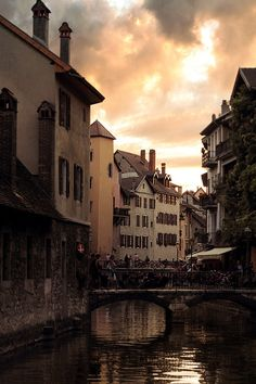 Annecy, France (by Mark A Lacey)