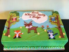 Baby Shower Cake; Coolest Mom Ever @Tammy Tarng Tarng Feldott