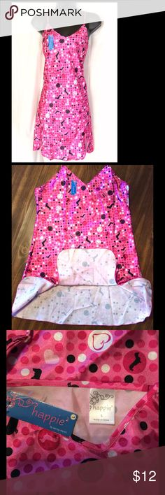 Lingerie Sexy Pink Dress Size Large Lingerie Sexy Pink Dress Size Large Intimates & Sleepwear Chemises & Slips
