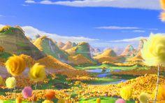 Lorax trees 3 Lorax Trees, The Lorax, Monet, Painting, Art, Art Background, Painting Art, Kunst, Paintings