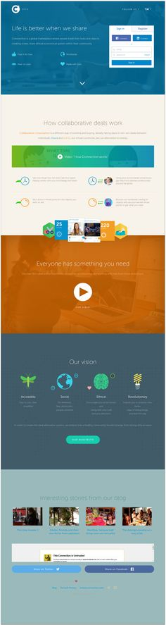 Daily Web Design And Development Inspirations No.425