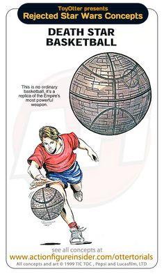 Death Star BasketBall
