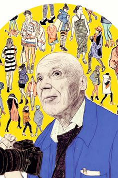 Did you see Bill Cunningham's documentary? So good.