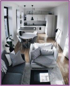 You can earn small apartment living room appear new without having to spend a great deal of money. You would like your living room to be beautiful, and yet low maintenance, as it's a space that you have to utilize… Continue Reading → Small Apartment Living, Small Apartment Decorating, Small Living Rooms, Small Apartments, Living Room Designs, Small Spaces, Apartment Kitchen, Apartment Plants, Apartment Ideas