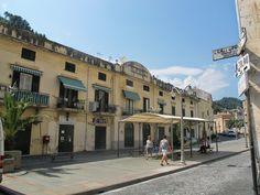 Maiori Salerno, Italien