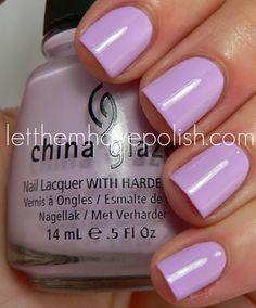China Glaze Sweet Hook