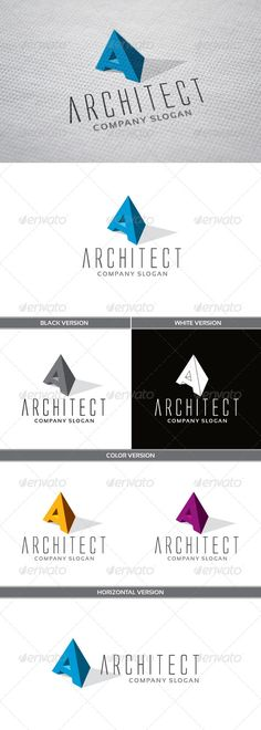 Realistic Graphic DOWNLOAD (.ai, .psd) :: http://jquery.re/pinterest-itmid-1006672973i.html ... Architect Logo ...  3d, architect, blue, brown, letter A, orange, purple, pyramid, triangle, violet, yellow  ... Realistic Photo Graphic Print Obejct Business Web Elements Illustration Design Templates ... DOWNLOAD :: http://jquery.re/pinterest-itmid-1006672973i.html