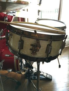 Leedy snare from the 30's