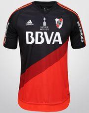 Camiseta adidas River Plate Alternativa 2 Campeón Copa Libertadores 2015
