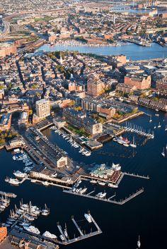 U.S. Boston Harbor, Boston, Massachusetts