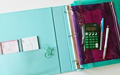 IHeart Organizing: Our Budget Binder