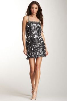 Temperamentvoll Zara Beautiful Short Embellished Sequin Frill Sleeve Tunic Party Dress S New Damenmode