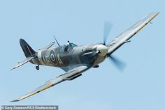 How the Germans created the ultimate fighter plane during WWII with captured British Spitfire