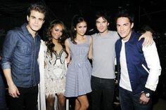Ian, Nina, Paul,Katerina and michael