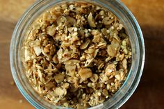 Taste and See: Ancient grains granola